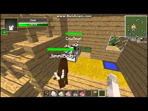 minecraft build: animal shelter