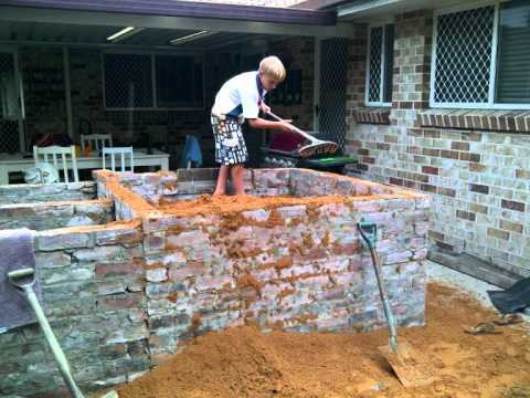 The Lello Brick Oven Project