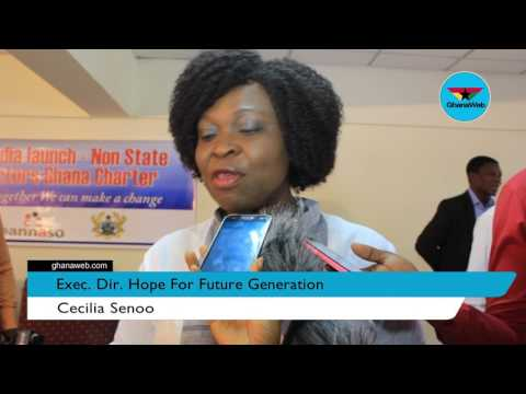 We will hold government accountable in Health sector - Non State Actors