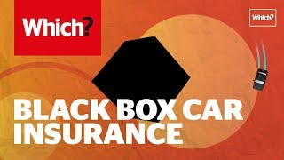What is black box car insurance? - Which? top tips