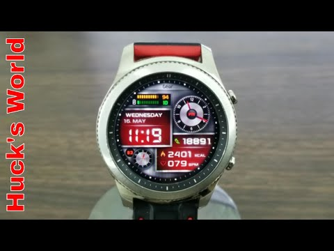 Top Gear S3 Watch Faces By:PW Download Is A Must (Watch Giveaway)
