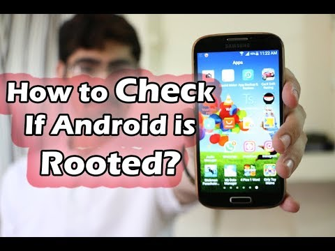 How to check If your Android device is Rooted without any APP?