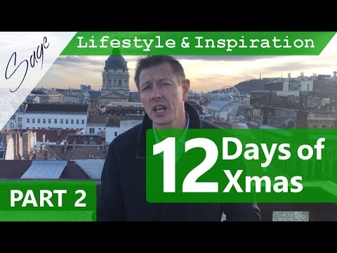 Powerful New Year Advice 2018 | 12 Lessons from Peter Sage | Part 2