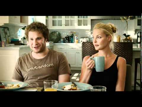 ¨Knocked Up¨ Scene - Where do babies come from? (HQ)