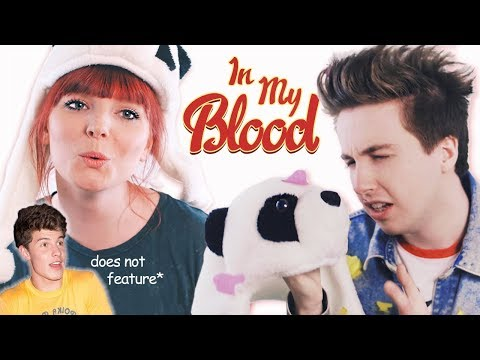 In My Blood | TheOrionSound Cover ft. Jemma Johnson (Shawn Mendes)