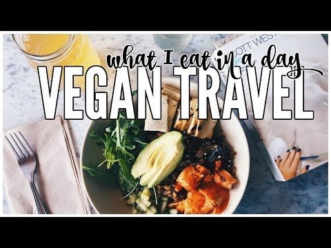What I Eat In A Day | TRAVEL EDITION