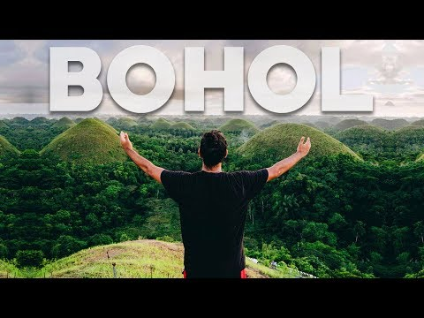 BOHOL IS AMAZING! - Chocolate Hills and Tarsier Sanctuary