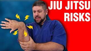 Jiu Jitsu Risks | ART OF ONE DOJO