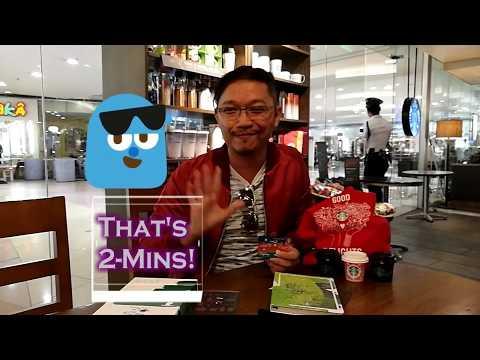 Starbucks Planner 2018 VLOG Review