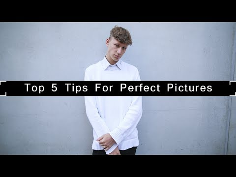 How To Take The Best Instagram Pictures | Top 5 Tips To The Perfect Photo| Zac Macfarlane