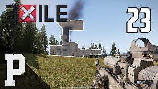 NEW EXILE SERVER - REDUX !! | AMAZING Base Tour | Arma 3 Exile
