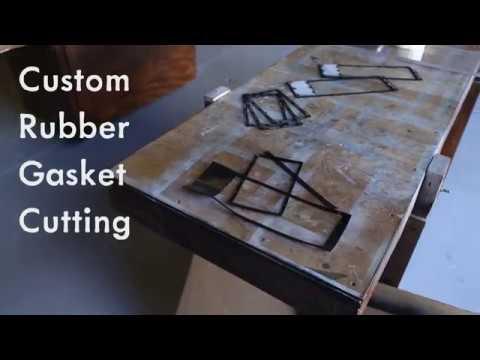 Custom Rubber Gasket Cutting | Rubber Gasketing | Phoenix Custom Lasering