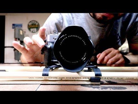 $15 DIY Motorized Camera Slider - Youtube on a budget