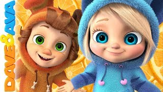 😎 Nursery Rhymes & Kids Songs by Dave and Ava 😎