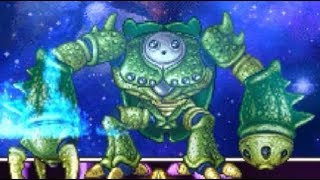 【ドット絵裏ボス】ドラクエ11 邪神ニズゼルファ 最速2ターン撃破 DQXI【3DS】