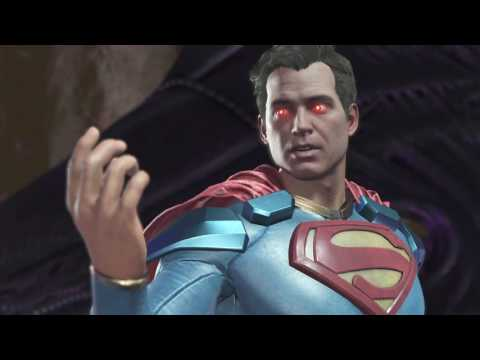Injustice 2 Joker vs Superman