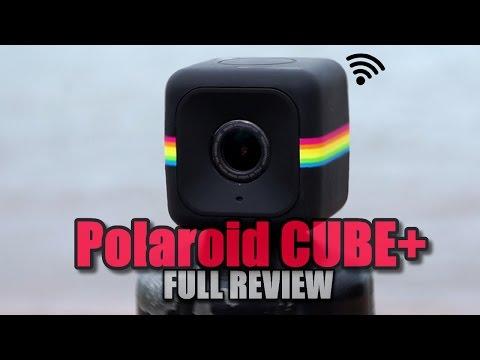 Polaroid Cube+ FULL Review With Sample Clips   DansTube.TV