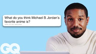 Michael B Jordan Goes Undercover on Twitter, YouTube and Reddit   GQ