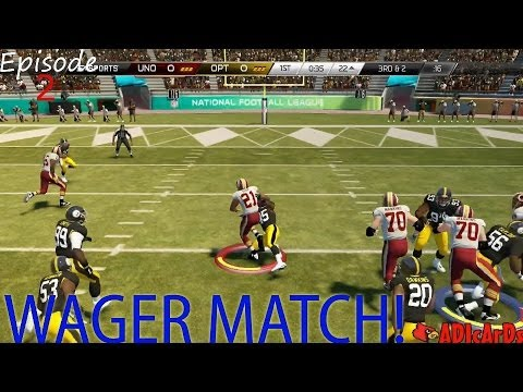 Madden 25 Ultimate Team | Wager Match: 95 Elite Captain CJ2K + 1 Pack Opening | MUT 25