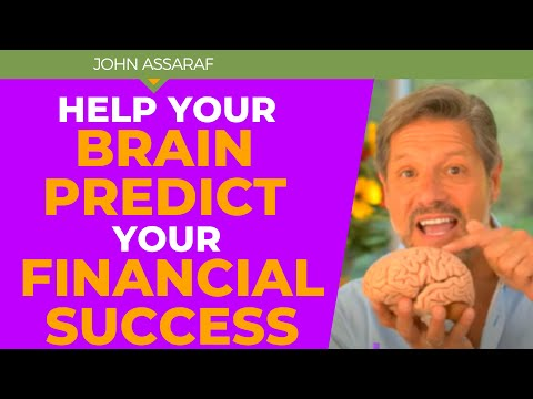 How Your Brain Predicts Your Financial Success