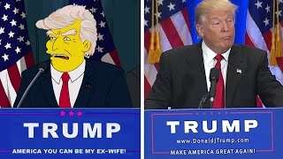 10 Times The Simpsons Predicted The Future
