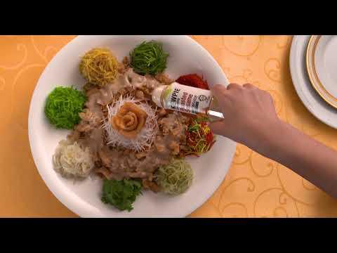 Kewpie Prosperity Yee Sang
