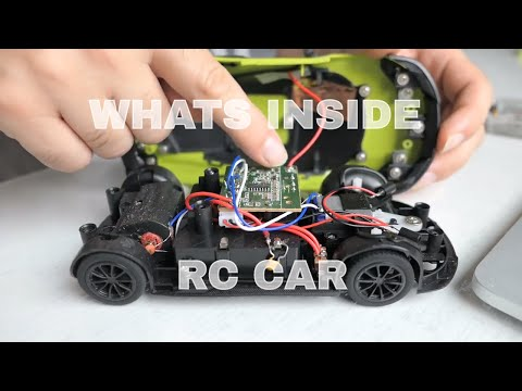 Whats Inside? - Remote Control Car - Inside Look 004