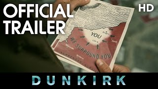 DUNKIRK   Official Trailer 1#   2017 [HD]