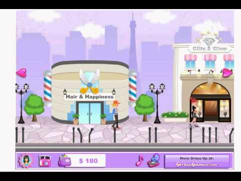 Shopaholic:Paris Glitch  (y8)