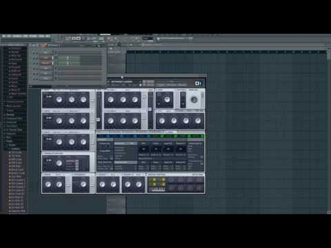 How to make Big Melodic Dubstep Chords in any DAW