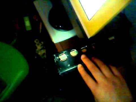 Wii RVL-101 GameCube Case Mod