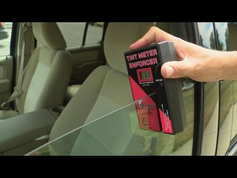 New window tint inspection law takes effect this weekend