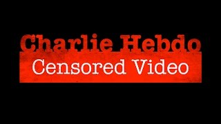 Charlie Hebdo Shootings - Censored Video