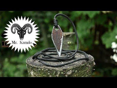 How to make a Scorpion's Blade; Kunai