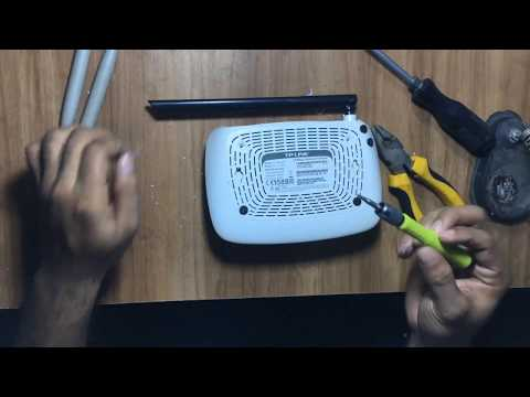 How to Extender Router Range DIY at Home