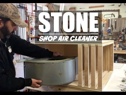 Shop Air Cleaner - Install