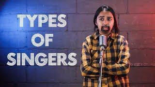 Types of Singers   MostlySane