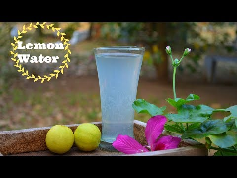 10  Unknown Benefits & Side Effects Of Drinking Warm Lemon Water Every Day Morning !