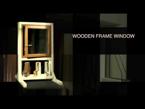 REETROFIT - Building shell Wooden frame window