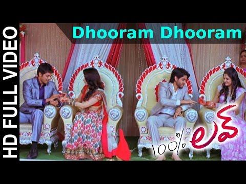 Xxx Mp4 100 Love Movie Dhooram Dhooram Video Song Naga Chaitanya Tamannah 3gp Sex