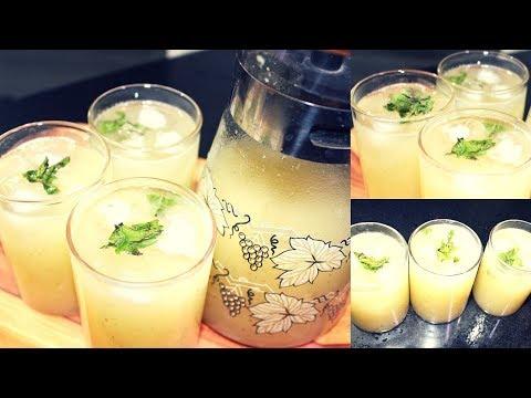 सिर्फ 2 मिनट में बनायें गर्मी में लू से बचाने वाला ऐसा ड्रिंक जिसे पी कर आप सारे ड्रिंक भूल जायेंगे