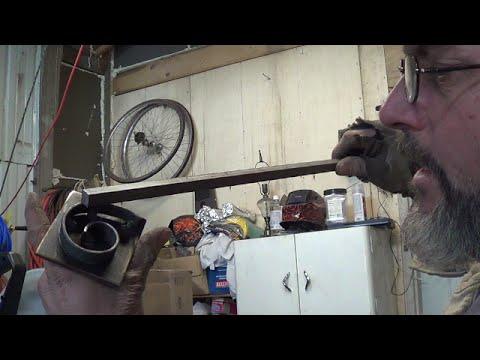 Blacksmithing - Making A Scroll Jig - Sizes do matter
