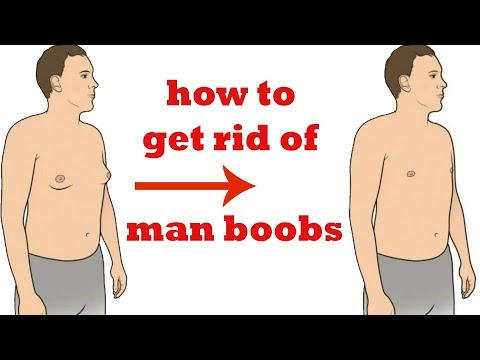 how to get rid of man boobs || how to loose man boobs || chest workout