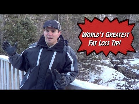 BEST Fat Loss Tip for 2013