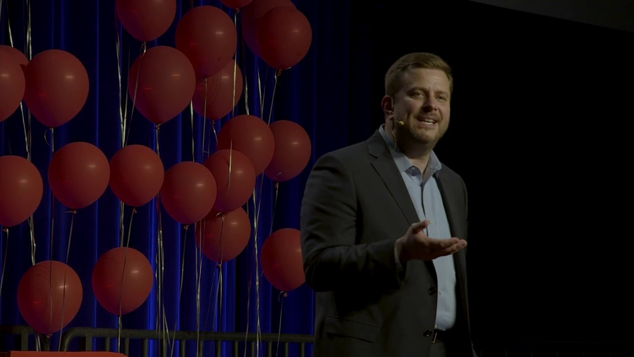 What You Must Leave Behind to Move Forward | Nathan Mellor | TEDxPepperdineUniversity