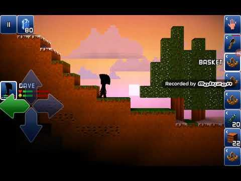 Block heads part 3)got a flax farm