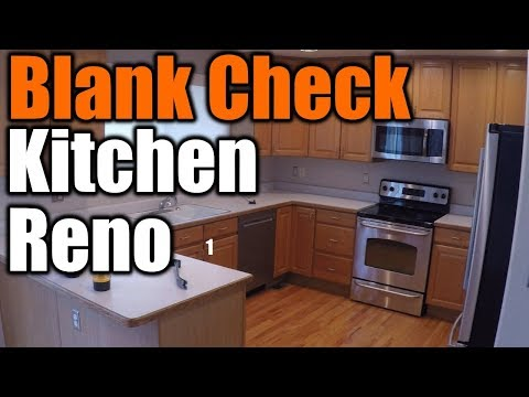 High Budget Kitchen Remodel | THE HANDYMAN |