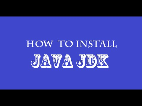 How to Install java JDK in Windows  | Java Hello World Program
