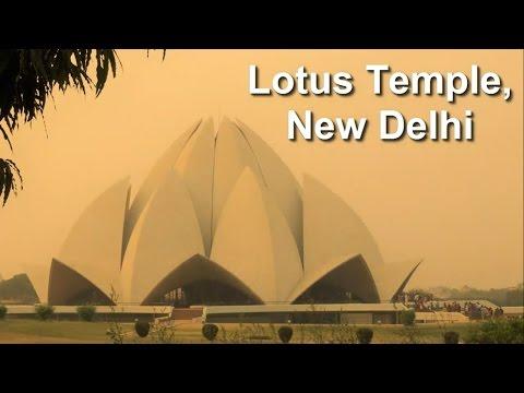 Lotus Temple - Bahá'í House of Worship