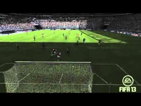 FIFA 13 Pro Clubs Montage